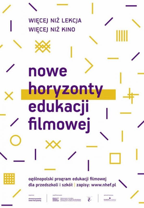 Nowe Horyzonty Edukacji Filmowej 2020/21